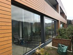 Terrassenverbau schiebbar Windows, Outdoor, Summer Garden, Windows And Doors, Conservatory, Weather, Balcony, Outdoors, Outdoor Games
