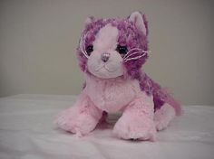 WEBKINZ POMPOM KITTY~PLUSH ONLY ~ NO CODE~FREE SHIPPING  $7.00
