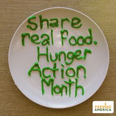 September is #HungerActionMonth. Do your part in helping to solve hunger by supporting @Feeding America and your local food bank. #hungeraction #hungeractionmonth #foodie #foodies #nomnoms #nom #nomnom #nomnomnom #snack #snacks #snacktime #food #foodtrend #foodpic #foodpics #eat #cooking #foodlove #foodlover #delish #delicious #yummy #yummyinmytummy #yumyum #foodheaven #foodiepics #foodiegram #breakfast #lunch #dinner #yum #hunger #FeedingAmerica