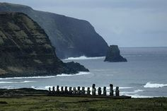 Sounds like what we are doing in the rest of the world now: The Rapa Nui people, who have lived on Easter Island since before Europeans arrived, accomplished incredible feats of engineering. But some centuries ago, their numbers dwindled. What kickstarted the collapse of this civilization?