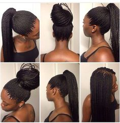 Twisted braids ❤️