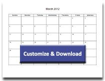 Free Printable Blank Daily Calendar  Printable Forms  Possible