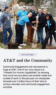 AT&T Company Culture