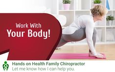 Chiropractic Clinic, Family Chiropractic, Holistic Approach, Knee Pain, Believe, Join, Healing, Hands, Key