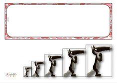 Le loup qui apprivoisait ses émotions : Tri de grandeur (5 tailles) Wolf, Home Schooling, Montessori, Back To School, Gd, Dragon, French, Frames, Activities For Kids