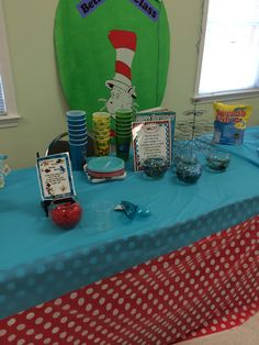 Seuss Decorations