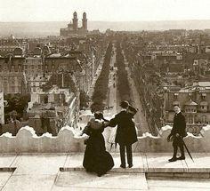 arc de triomphe, 1899