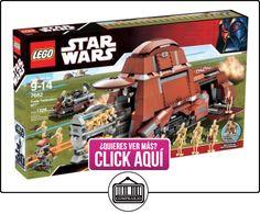 LEGO Star Wars 7662 Trade Federation MTT - MTT de la Federación de comercio  ✿ Lego - el surtido más amplio ✿ ▬► Ver oferta: https://comprar.io/goto/B000NOBA02