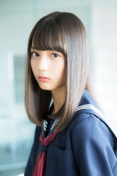 Proud of cute Japanese girls with meek eyes, angel's smile and graceful shyness. Asian Cute, Cute Asian Girls, Cute Girls, School Girl Japan, Japan Girl, Japanese Beauty, Asian Beauty, Cute Japanese Girl, Japanese School