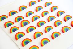Show Your Pride With DIY Rainbow Cookies - Etsy Journal