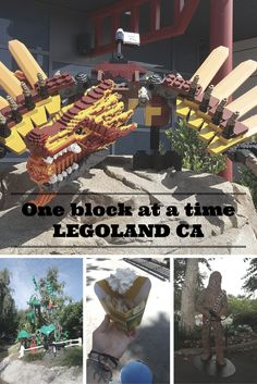 """The """"ins and outs"""" of LEGOLAND California"""