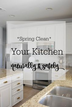 Natural Spring Cleaning without chemicals, using the HomeRight Steam Machine to sanitize your whole home safely and easily.