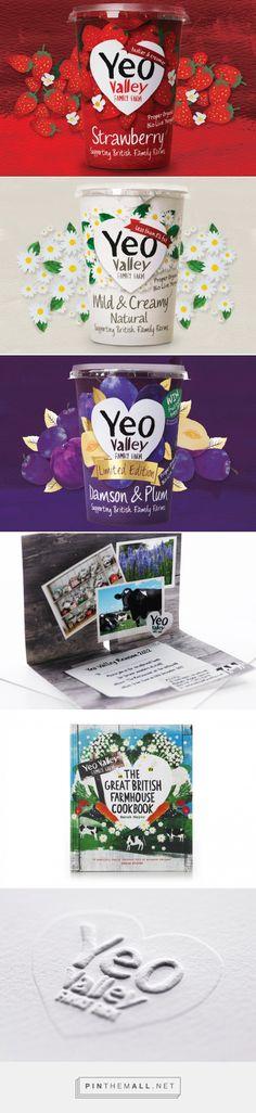 Yeo Valley « big fish® – #branding #design #packaging
