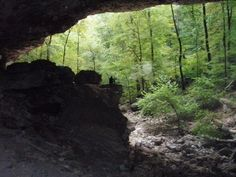 Can you see me? Lost Valley - Ponca,Arkansas
