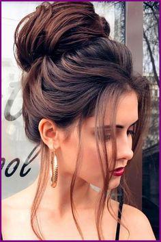 Nuevo estilo de cabello de Navidad para cabello medio sin maquillaje // #Christmas #Hair #Makeup #Medium #Style #Without