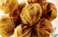Pour l'apéritif, préparez ces bonbons de foiegras façon rösti grâce à notre recette. A servir pendant les fêtes.