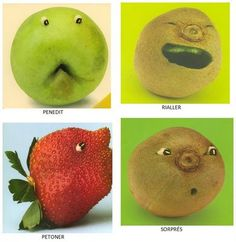 Classroom Activities, Good Food, Fun Food, Fruit, Apple, Blog, Sculptures, To Tell, Social Skills