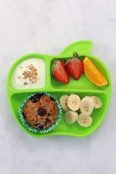 Delicious breakfast muffins made with Weetabix and wholemeal flour and flavoured with blueberries and lemon. Perfect for an instant breakfast for kids and adults too!