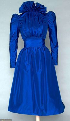 Dress  Arnold Scaasi, 1982  Augusta Auctions
