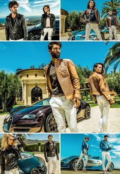 Bugatti Legends Capsule: The Exclusive Clothing Line from Bugatti.