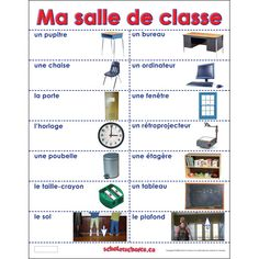 1000 images about ecole on school fle and vocabulary