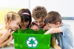 Recycling: Home Recycling Basics You can Teach Your Kids - Integrated Learning Strategies Learning Tips, Kids Learning, Recycled Bottles, Plastic Bottles, Creative Activities, Activities For Kids, Learning Activities, Autistic Behavior, School Discipline