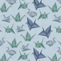origami birds | Tumblr