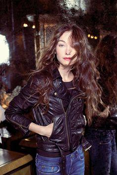 Interior and fashion designer Kelly Wearstler. Photo by Grey Crawford.