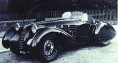 1934 Alpha Romeo Spider.