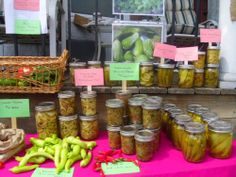 Learn what kind of food license you need to sell your pickles, jams, eggs, meat, and more!