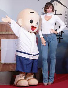 Miranda Kerr ミランダ・カー:長野のみそ蔵ではっぴ姿に 10年以上みそ汁を愛飲 - 写真詳細 - 毎日キレイ