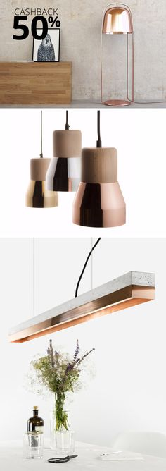 Discover the beauty of #copper!  Take advantage of the current promo: only a few days left to get your 50% cashback for every purchase on #ArchiproductsShop!