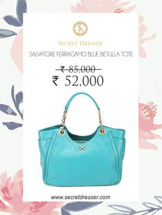0ebc56a4dd10e Carry your world with you in this  SalvatoreFerragamo  Tote  WomensHandbags   DesignerHandbags  BrandedHandbags. Secret Dresser · Luxury Bags