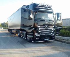 #mercedes #mercedesbenz #mercedestruck #mercedesactros #truck #truckitalia