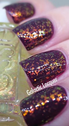 Galactic Lacquer: Essie - Shine of the Times