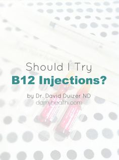 This week's #AskDrDuizer is all about B12 Injections. I wanted to get David's medical perspective on B12 injections, if they are necessary, when they are necessary and who should administer them. But first, as always, I'm going to speak on my experience and then hand it over to Dr. Duizer to get his full breakdown. #Health #Fitness #DAMYHealth