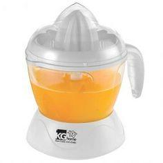 Espremedor de Frutas Easy Branco R$ 29,90  ou 2x de R$ 14,95 sem juros