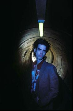 The Bad Seed, Nick Cave, Aesthetic People, Photo Galleries, Joker, Tbs, Colourful Outfits, Role Models, Counter
