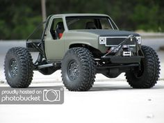 Click the image to open in full size. Rc Cars And Trucks, Custom Trucks, Chevy Trucks, Custom Cars, Chevy 4x4, Rc Rock Crawler, Offroader, Trophy Truck, Buggy