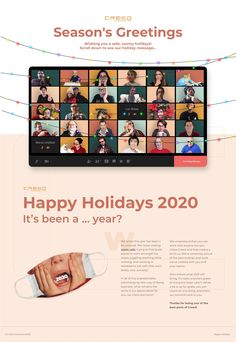 Website design for an agecny holiday site. #webdesign #design #ui #website #interface #ux #interaction #development #marketing #uxdesign #uidesign #landingpage #behance #dribbble #art #christmas #holiday #seasonsgreetings Holiday Messages, Ux Design, Behance, Design Inspiration, Marketing, Website, Art, Art Background, Kunst