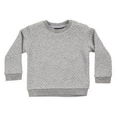 CarlijnQ Sweater Chunky grey