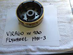YAMAHA VIRAGO XV 920 Engine Flywheel 1981-3