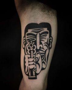 BOLD – Le tatouage blackwork par Luxiano | Ufunk.net