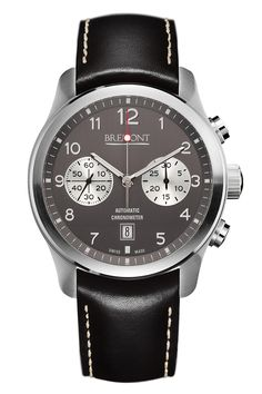 9069193e98a The Bremont ALT1-C is a beautifully executed bi-compax chronograph. The dial