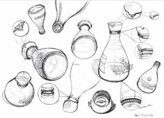 croquis-design-kikkoman de Kenji Ekuan
