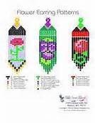 Printable Free Seed Bead Patterns - Bing Images