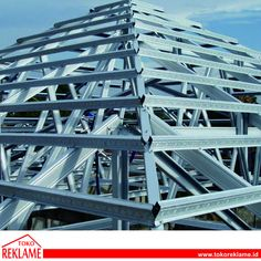 rangka baja ringan di manado 8 best structure images building foundation concrete