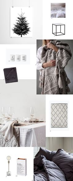 C and the city - How to decorate a modern christmas home + sale codes from Ellos! - read more on the blog: http://www.idealista.fi/charandthecity/2016/11/20/tuo-joulu-kotiin-hillitysti