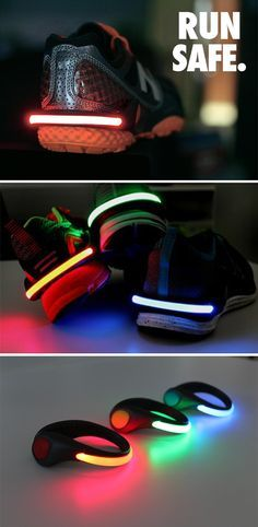 No more excuses to skip your run with the Night Runner LED Glow Shoe Clip. It…