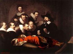 Rembrandt e Caravaggio. Giocare con l'arte: le ibridazioni – DidatticarteBlog